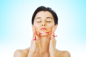 Jaw dropper - Facial Massage