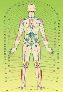 Meridians of Body