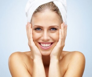 Relaxed and Happy - Facial Massage