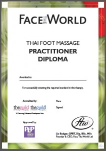FTW Thai Foot Diploma